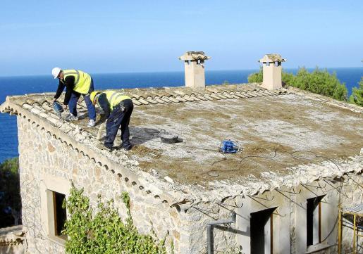 La de los chalest de Llucalcari ha sido de las demoliciones más relevantes.