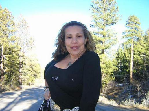 Mildred Patricia Baena, la mujer con la que Schwarzenegger tuvo un hijo ilegítimo hace diez años.