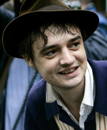 Pete Doherty,cantante.