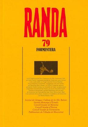 Imagen de la portada del número.