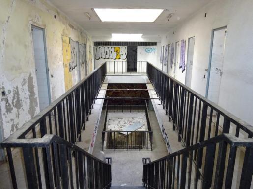 Antigua cárcel de Palma.