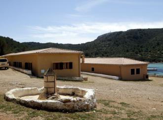 El refugio de Cabrera, el único lugar en el que pernoctar en el Parque Natural