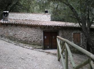 Son Moragues, un refugio de montaña en Valldemossa
