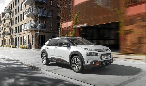 La gama del Citroën C4 Cactus viene totalmente equipada con innovadoras tecnologías de confort ,