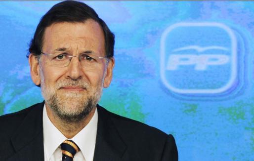 Mariano Rajoy, hoy durante el Comité Nacional de su partido, celebrado en Madrid.