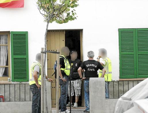 La Policía Judicial de la Guardia Civil ha procedido a la detención de la señora de 56 años.
