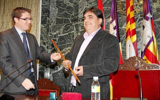 En Campos podría reeditarse el pacto de la pasada legislatura entre Campos pel Canvi y +Acció.
