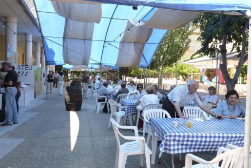 El parque de la Rectoría albergará el recinto de la muestra gastronómica Feta a Binissalem.