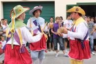 Las danzas de los Cossiers abren las Fires i Festes de Manacor