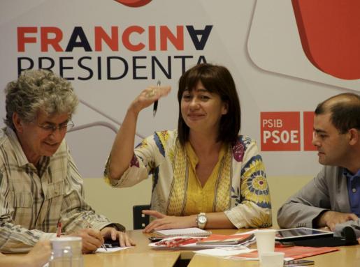 Diéguez ha manifestado estar a favor de que Francina Armengol lidere la oposición.