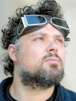 El cineasta Miquel Àngel Raió, fotografiado en Barcelona.