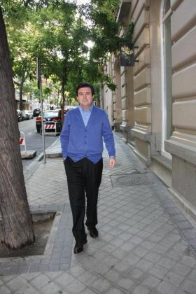 El ex president del Govern, Jaume Matas, en una imagen tomada recientemente en Madrid.