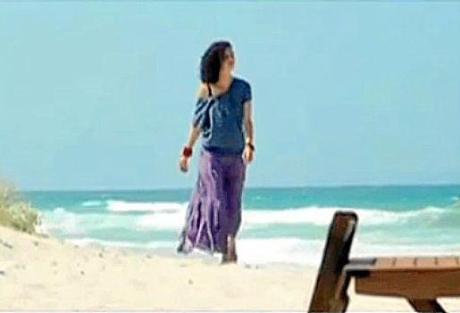 La producción rusa 'Escuchando el mar' se grabó hace unas semanas en diferentes escenarios de Mallorca.