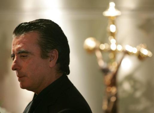 Fotografía de archivo (Madrid, 01/06/06) del torero José Ortega Cano.