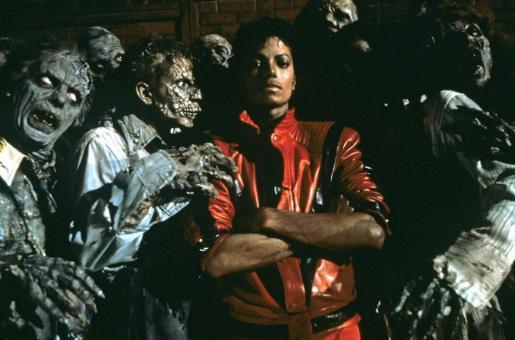 La famosa cazadora roja y negra que Michael Jackson lució en el vídeo 'Thriller' será subastada.
