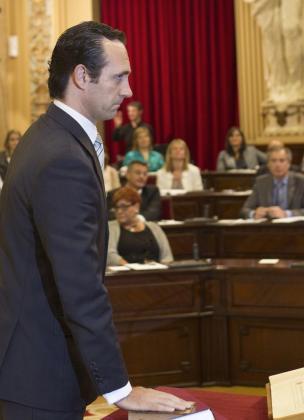 El presidente electo de Baleares, José Ramón Bauzá.