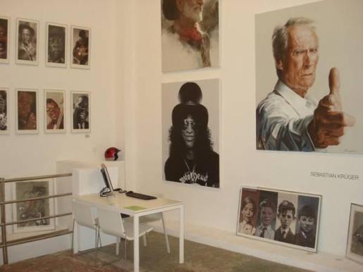 La Galería K está centrada en el arte moderno y contemporáneo.