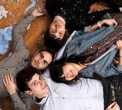 El grupo revelación del panorama indie The pains of beig pure at heart.