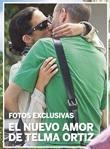 Telma Ortiz y su actual pareja, en la imagen que ofrece esta semana la revista Lecturas.