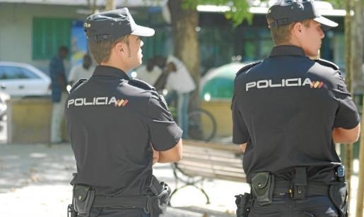 La detención la realizaron agentes del Cuerpo Nacional de Policía.