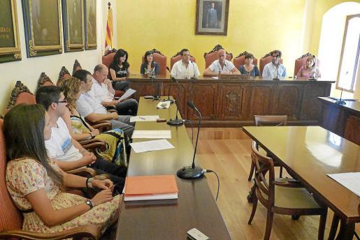 En el pleno hubo unanimidad de todos los partidos que integran el Consistorio.