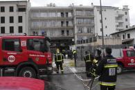 Incendio en un hotel del Port de Sóller