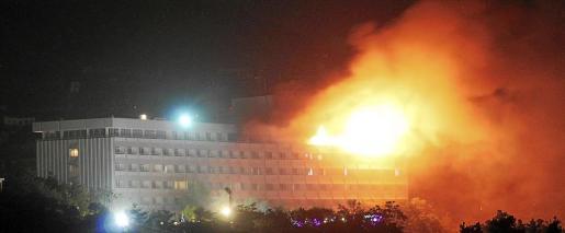 El piloto mallorquín Antonio Planas falleció en el atentado perpetrado durante la noche del martes al miércoles en el hotel Intercontinental de Kabul.