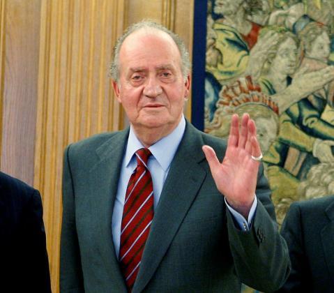 El rey Don Juan Carlos, en una imagen de archivo.