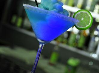 Cóctel Blue Tequila