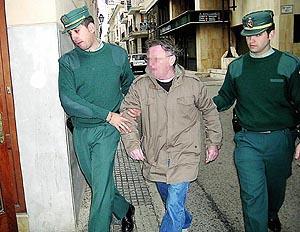 Gunter M. declaró ayer en el juzgado de Manacor y luego ingresó en prisión.