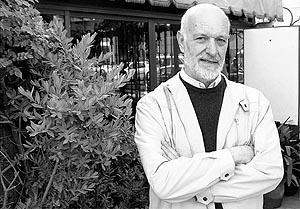 Germà García Bonet, máximo especialista en la obra del autor germano Vigoleis Thelen.