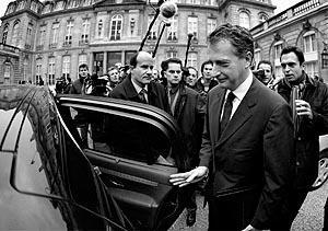 Hervé Gaymard se declaró «consciente de haber cometido torpezas».