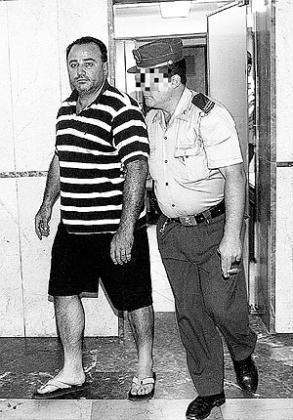 Saturnino Cantero fue detenido el pasado verano.