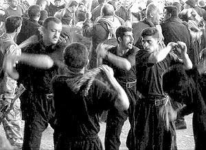La oleada de atentados en la zona suní se debe a que los chiíes celebran la fiesta de Ashura.