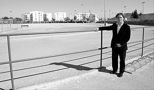 El concejal de Deportes, Felip Jerez, ha explicado sobre la reforma del polideportivo que se irá desarrollando por fases.