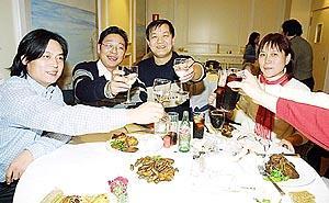 La comunidad china de Mallorca celebró por todo lo alto en el Gran Casino de Mallorca la entrada del nuevo año. Foto: JULIÁN AGUIRRE