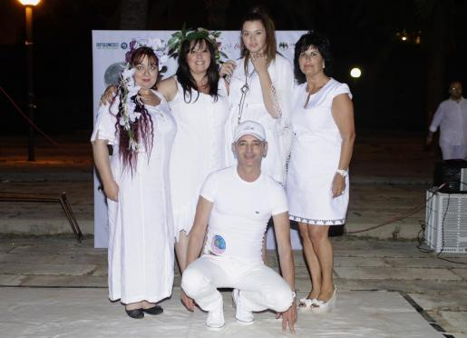 Joana Pol, Sandra Llabrés, Gisela Palou, Conchi Villamil y Julio Martínez Fortuny.