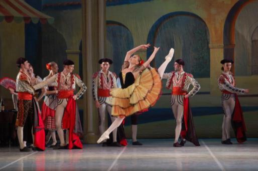 El Ballet de Moscú regresa al Auditórium de Palma con la obra Don Quijote.