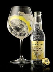 El gin tonic propuesto por Andreu Genestar combina la ginebra London nº1 con la tónica Fever-Tree.