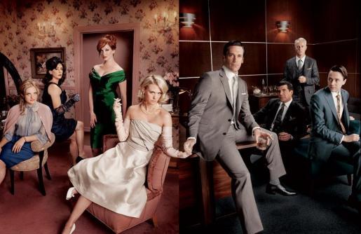 La serie, ambientada en el mundo de la publicidad, es una de las que más candidaturas ha recibido para los premios Emmy.