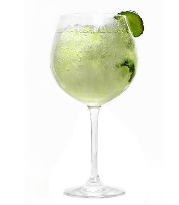 Presentación del Angel Gin Tonic.