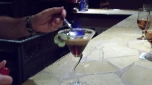 El Flambejat de cuc se presenta en copa Martini.