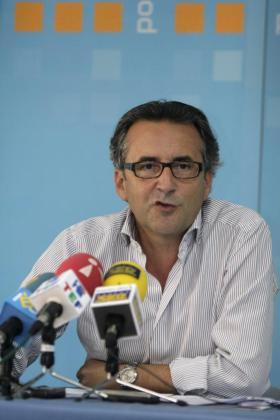 El diputado ibicenco Enrique Fajarnés.