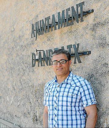 Llorenç Suau, alcalde de Andratx.