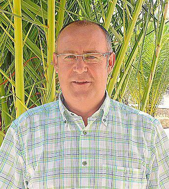 Àlvaro Solana, concejal de Turismo y Playas de Santanyí.
