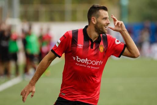 PALMA - Álex López. El jugador del Mallorca