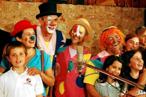 El grupo Cucorba actuará en Inca para los más pequeños.