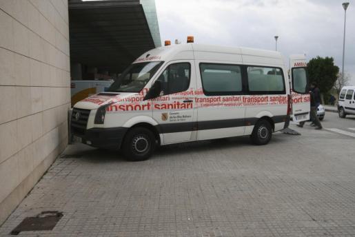 Las ambulancias vivirán tres jornadas de huelga durante el mes de agosto.