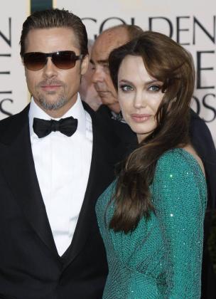 Una de las parejas más glamourosas de Hollywood, Brad Pitt y Angelina Jolie, podría estar pensando en abandonar el cine.