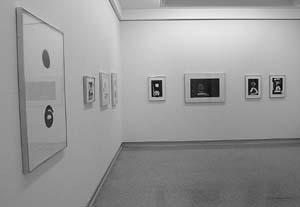 Los monotipos de Gottlieb, exposición del Museu d'Art Espanyol Contemporani de la Fundación Juan March.